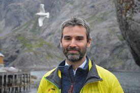 Hans Kleppen er seniorforsker og har utviklet bakteriofagene mot Yersinia for ACD pharma, der han er ansatt. Prosjektet har også mottatt støtte fra det offentlige, gjennom Skattefunn, Innovasjon Norge og Mabit, men majoriteten er finansiert av Jim-Roger Nordly. Foto: Magnus Petersen.