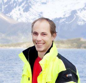 Steffen Kildal, daglig leder ved Askvik Aqua. Foto: Privat.