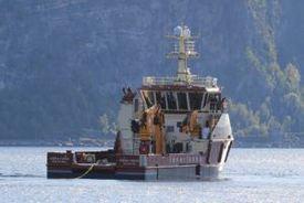 Kiera Fiona skal gå på kontrakt for Marine Harvest i Skottland. Foto: Inverlussa.