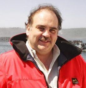 Glenn Cooke konsersjef i Cooke Aquaculture. Foto: Michigan Aquaculture Association.