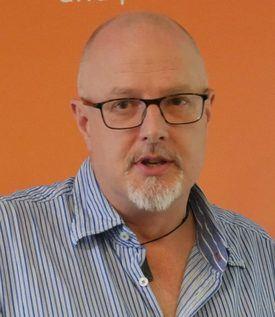 Richard Hopewell er fiskehelseansvarlig i Dawnfresh Seafoods.