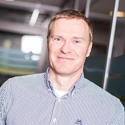 Ivar Erdal, daglig leder i Ecotone. Foto: Ecotone.