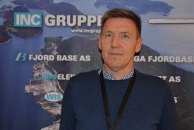 Roald Førde er finansdirektør i INC-Gruppen. Foto: Linn Therese Skår Hosteland.