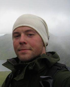 Ørjan Jensen, daglig leder i Salmar Nord. Foto: Privat/Facebook.
