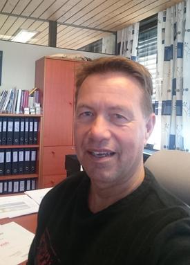 Ståle Brungot er administrerende direktør for ASK-Safety. Foto: ASK-Safety.
