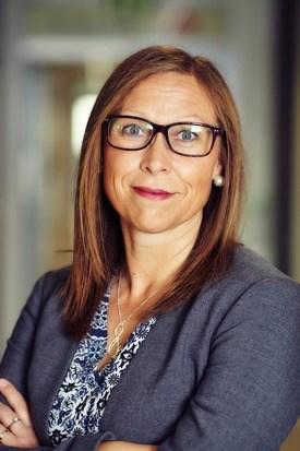 Evie Kullin, HR-Rådgiver i Måsøval Fiskeoppdrett. Foto: Måsøval Fiskeoppdrett.