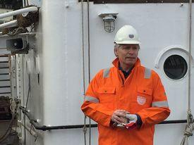 Klima- og miljøminister Ola Elvestuen (V) Foto: Andrea Bærland