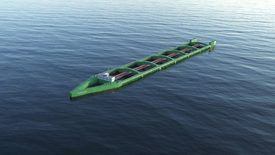 Nordlaks plans to transfer smolts to their Havfarm concept when they reach 1kg apiece.