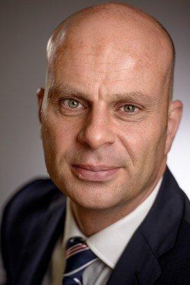 Erik Visser, Nutriad's chief executive.