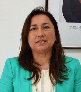Ivonne Mansilla, directora regional SMA Los Lagos. Foto: SMA.