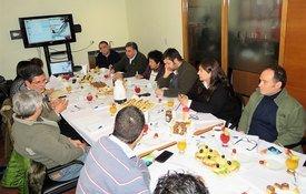 Gobernanza PEM Salmón Sustentable. Foto: PEM SS.