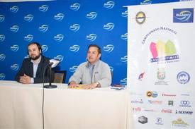 Conferencia de prensa sobre apertura de Campeonato Nacional de Vela Clase Optimist. Imagen: Biomar.