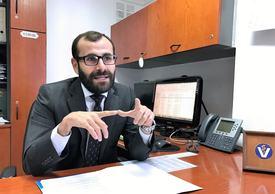 Eugenio Zamorano, jefe de la División Acuícola de Subpesca. Foto: Archivo Salmonexpert.