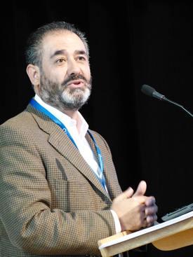 Marcelo Urrutia, gerente de personas de Multiexport Foods. Foto: Loreto Appel, Salmonexpert.