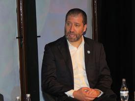 Álvaro Kauer, gerente general de FAV. Foto: Salmonexpert.