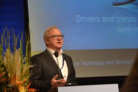 Trond Williksen, CEO de Salmar. Foto: Pål Mugaas Jensen, Kyst.no.