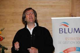 Carlos Abogabir, director ejecutivo de GeCo Group. Foto: Loreto Appel, Salmonexpert.