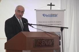 Mauricio Labra, gerente general de Patagonia Wellboat. Foto: Loreto Appel, Salmonexpert.