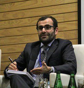 Eugenio Zamorano, jefe de la División Acuicultura de la Subpesca.