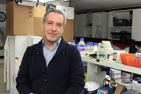 Dr. Rodrigo Vidal. Foto: Usach.