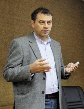 Ronald Barlow, gerente general de Skretting Chile. Foto: Salmonexpert.