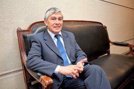Senador David Sandoval. Foto: Senado.