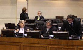 Congreso de Chile. Foto: Senado.