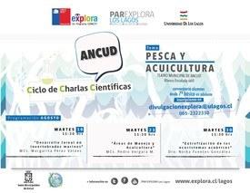 Afiche Ciclo de Charlas Ancud