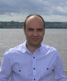 Oscar Monroig:Assessing the impact of insect meal products. Photo: University of Stirling