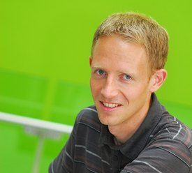Geneticist Ross Houston will lead the research project. Photo: Edinburgh University