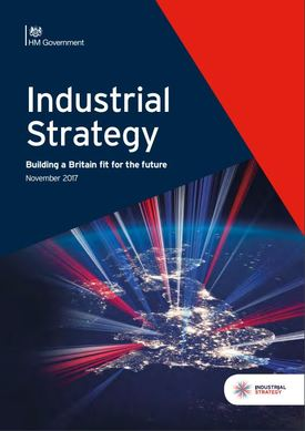 The UK government announced the creation of a Food and Drink Sector Council in its new strategy.