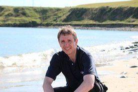 Colin Moffat:Proud of staff, students and wider contributors. Photo: Marine Scotland