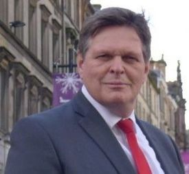 Stirling MP Stephen Kerr has put his weight behind the bid. Photo: Stephen Kerr