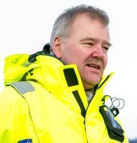 Stig Nilsen, vice president for aquaculture in Lerøy Seafood Group. Photo: LSG.