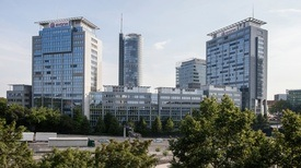 Evonik is headquartered in Essen, Germany.