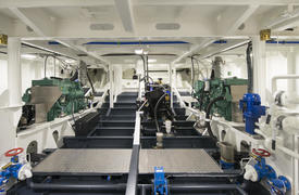 The engine room. Image: E.J. Bruinekool Fotografie en Tekst