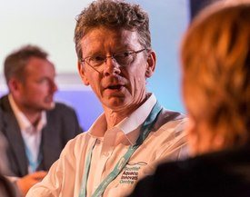 Robin Shields, Aquaculture Innovation Manager at SAIC. Image: SAIC.