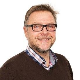 Administrerende direktør Tor Arne Borge i Kystrederiene