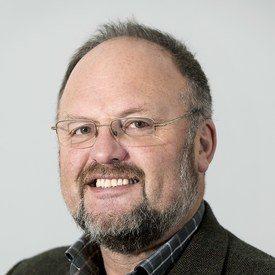 Stein W. Wallace, prosjektleder for AutoLog. Foto: NHH