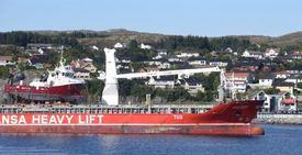 KB Namdal er nummer ti i KB-flåten, og skal nå betjene eksisterende og nye kunder i spot-markedet. Foto: Tom Lysø.