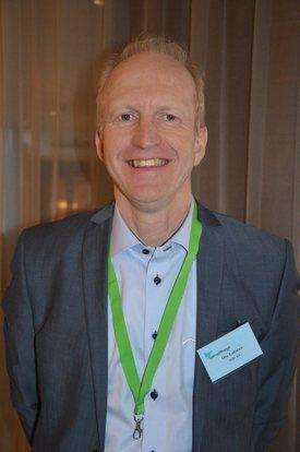 Ove Løfsnes daglig leder i AQS. Foto: Therese Soltveit.
