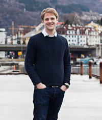 Andreas Morland, Seasmart