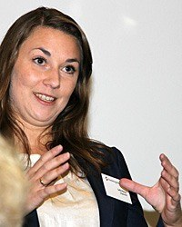 Sofie Charlotte Remø. Foto: Torkil Marsdal Hanssen