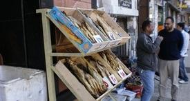 Afrikansk fiskemarked. Foto: Nofima