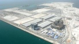 Dubai maritime city. Foto: Imre Solt