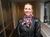 Ingrid Lundamo sier Marine Harvest ser på flere muligheter for lukkede anlegg. Der iblant gamle pukkverk. Foto: Linkedin
