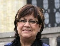 Rigmor Andersen Eide tror ikke KrF vil motstå seg et statlig nedsalg. Foto: Kristelig Folkeparti