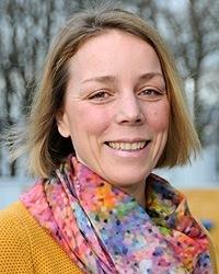 Anna Wargelius. Foto: Havforskningsinstituttet.
