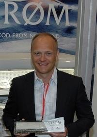 Konsernsjef Harald Dahl, Codfarmers.