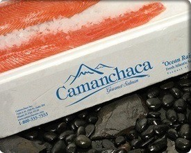 Camanchaca's net profit increased by 17%. Photo: Camanchaca
